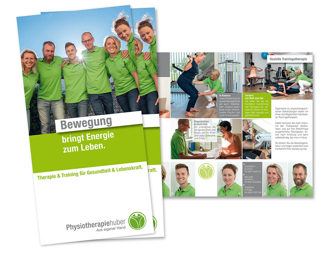 Physiotherapie Huber